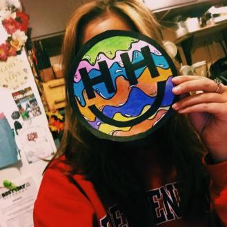 """""""Happy Hippie"""""""