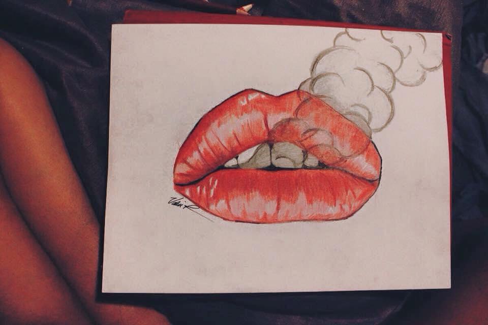 """Blowin' Smoke"""