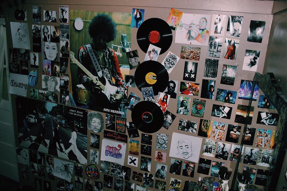 Music Appreciation Wall