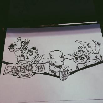 """Digimon"""
