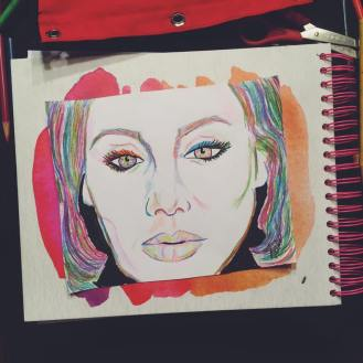 """""""Adele in Color"""""""